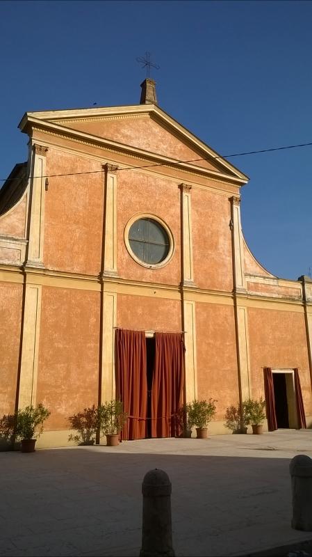 Chiesa parrocchiale di San Zenone - Rolo - Luca Nasi - Rolo (RE)