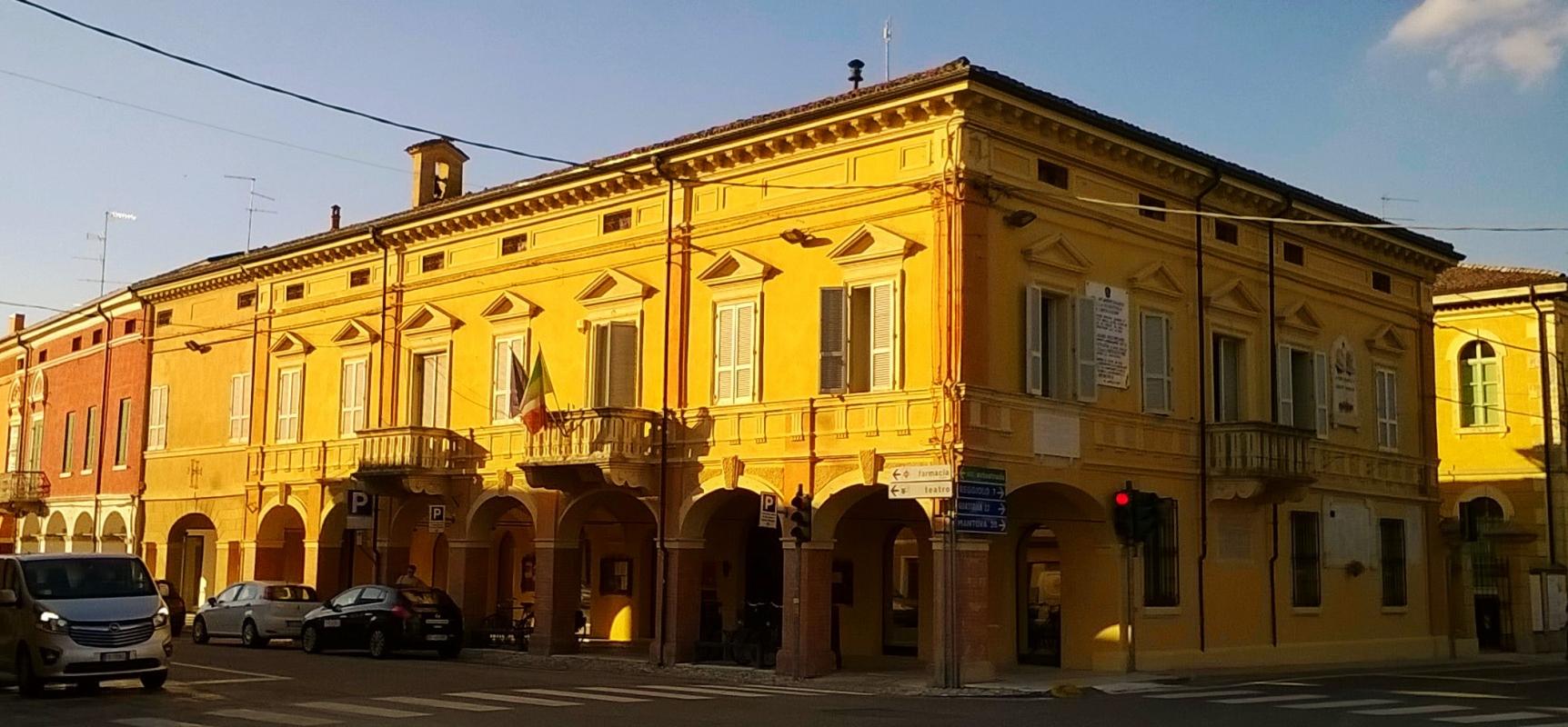 Palazzo municipale Rolo - Luca Nasi - Rolo (RE)