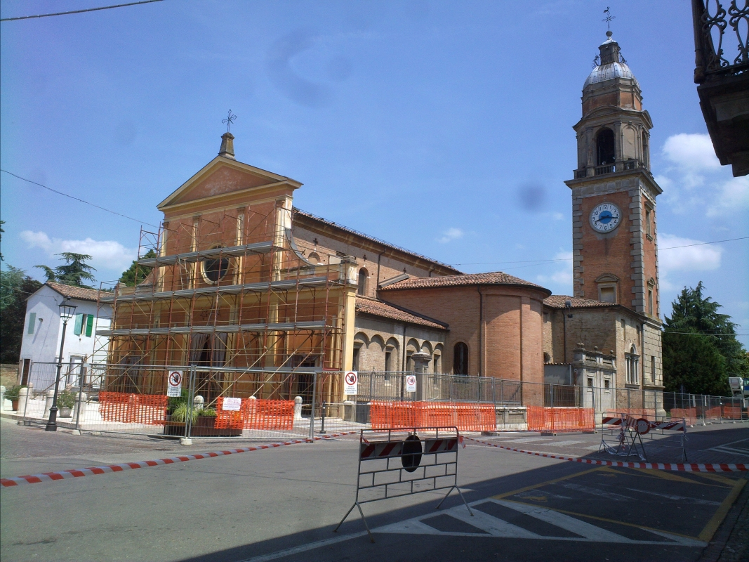 Parrocchiale S.Zenone Rolo - Faustovezzani - Rolo (RE)