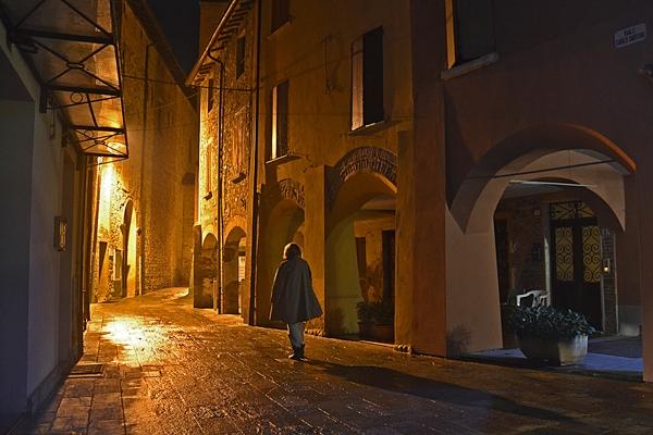 Il borgo attorno al castello - Isaeugeniazeta - San Polo d'Enza (RE)