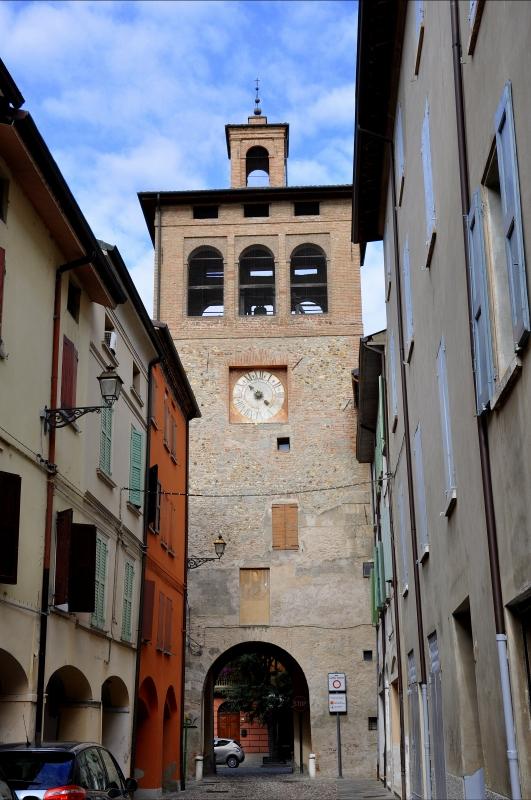 Torre dell'orologio Scandiano - Menozzi Cristina - Scandiano (RE)