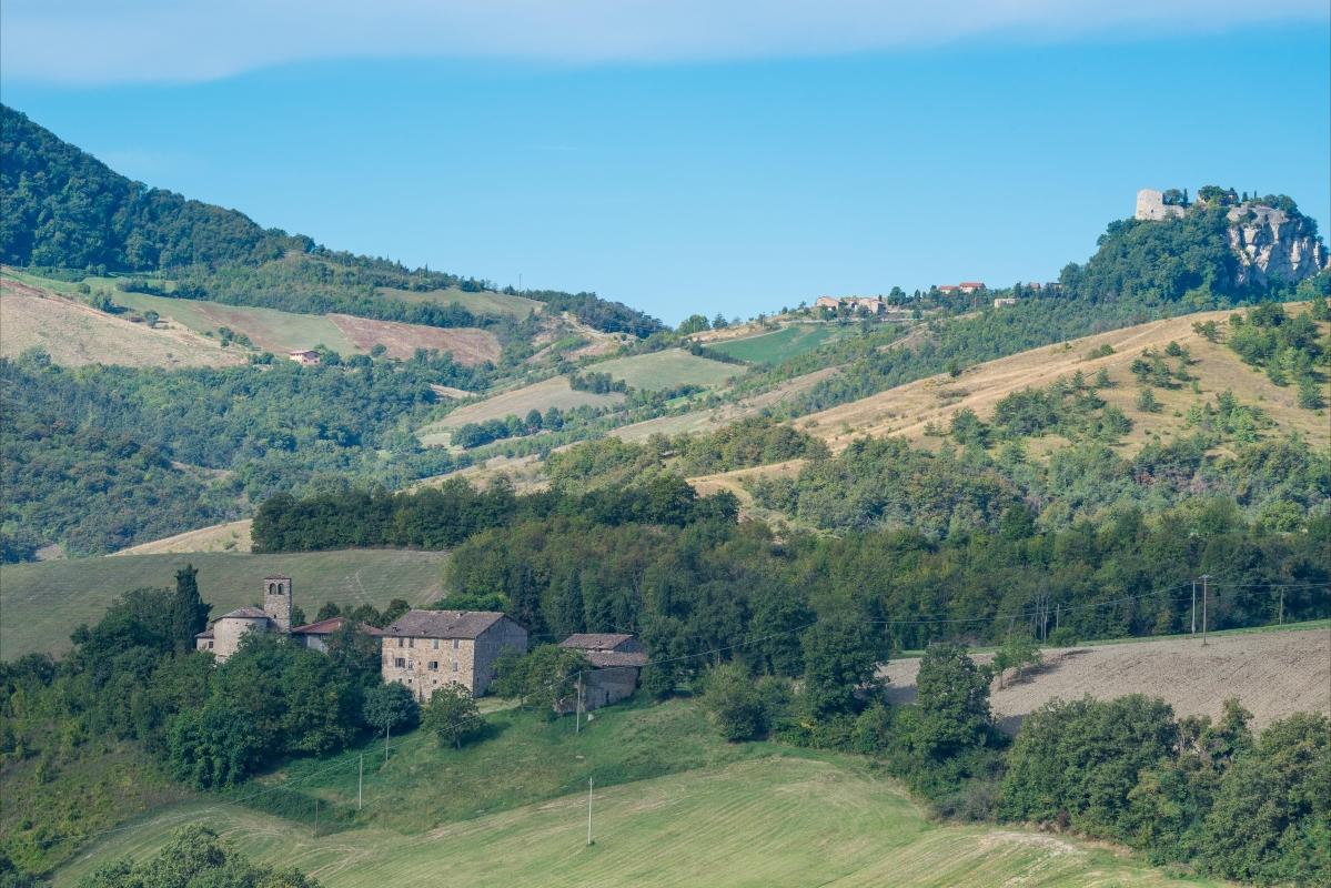 Borgo di Casola Canossa - Lugarex - Vezzano sul Crostolo (RE)