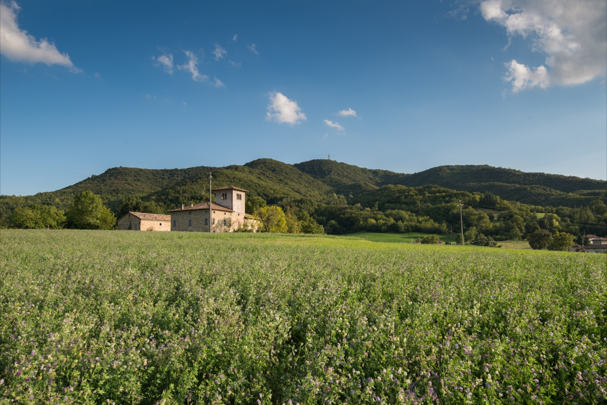 SIC Monteduro - Lugarex - Vezzano sul Crostolo (RE)