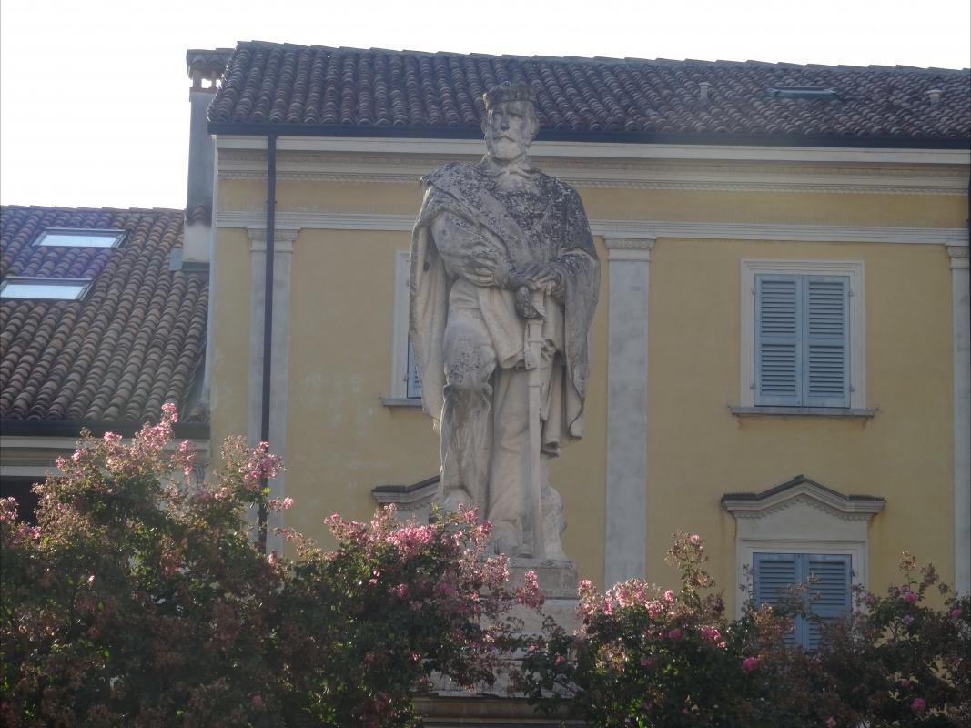 Monumento a Giuseppe Garibaldi a Guastalla - Pincez79 - Guastalla (RE)