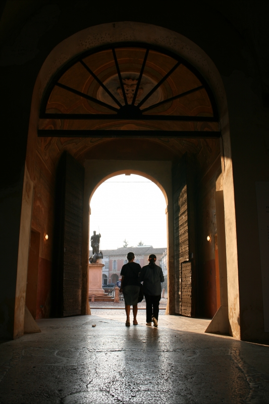 Passeggiata a palazzo - Elesorez - Guastalla (RE)