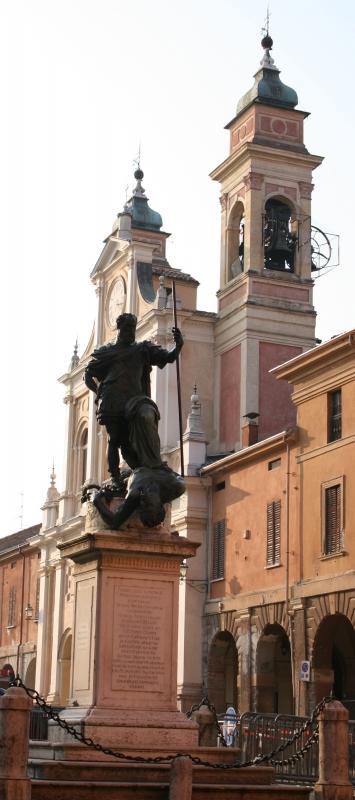 Ferrante gonzaga statua - Elesorez - Guastalla (RE)