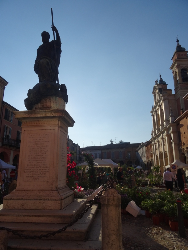 Monumento a Ferdinando Gonzaga a Guastalla - Pincez79 - Guastalla (RE)