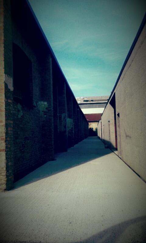 Particolare ex Reggiane Tecnopolo - Ceci.melani - Reggio nell'Emilia (RE)