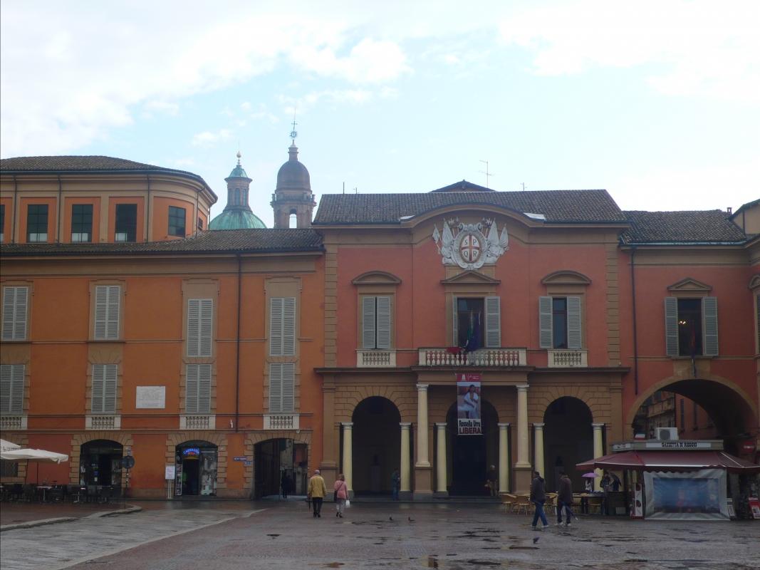 Palazzo Municipale - Reggio Emilia - RatMan1234 - Reggio nell'Emilia (RE)