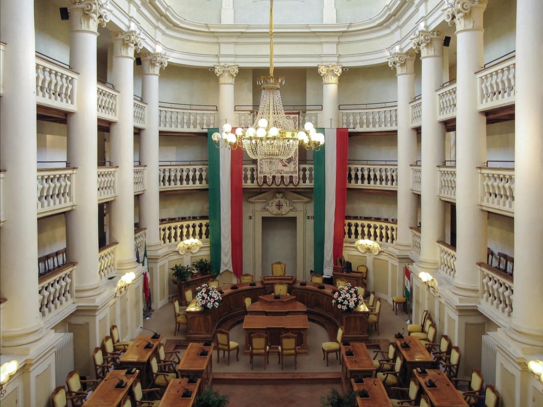 Sala del Tricolore Reggio Emilia - Lorenzo Gaudenzi - Reggio nell'Emilia (RE)