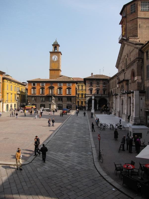 Piazza Prampolini Reggio Emilia - Lorenzo Gaudenzi - Reggio nell'Emilia (RE)