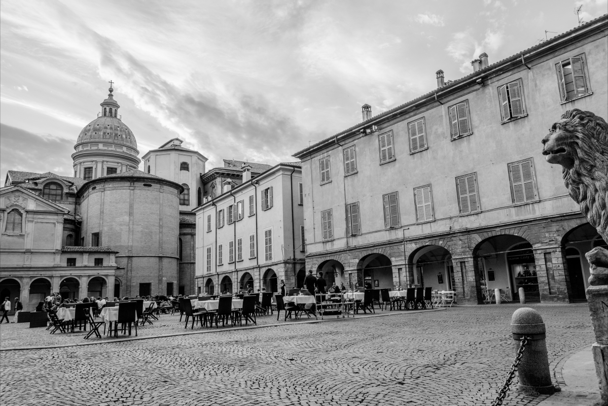 Piazza San Prospero (1 di 1) - SimoneLugarini - Reggio nell'Emilia (RE)