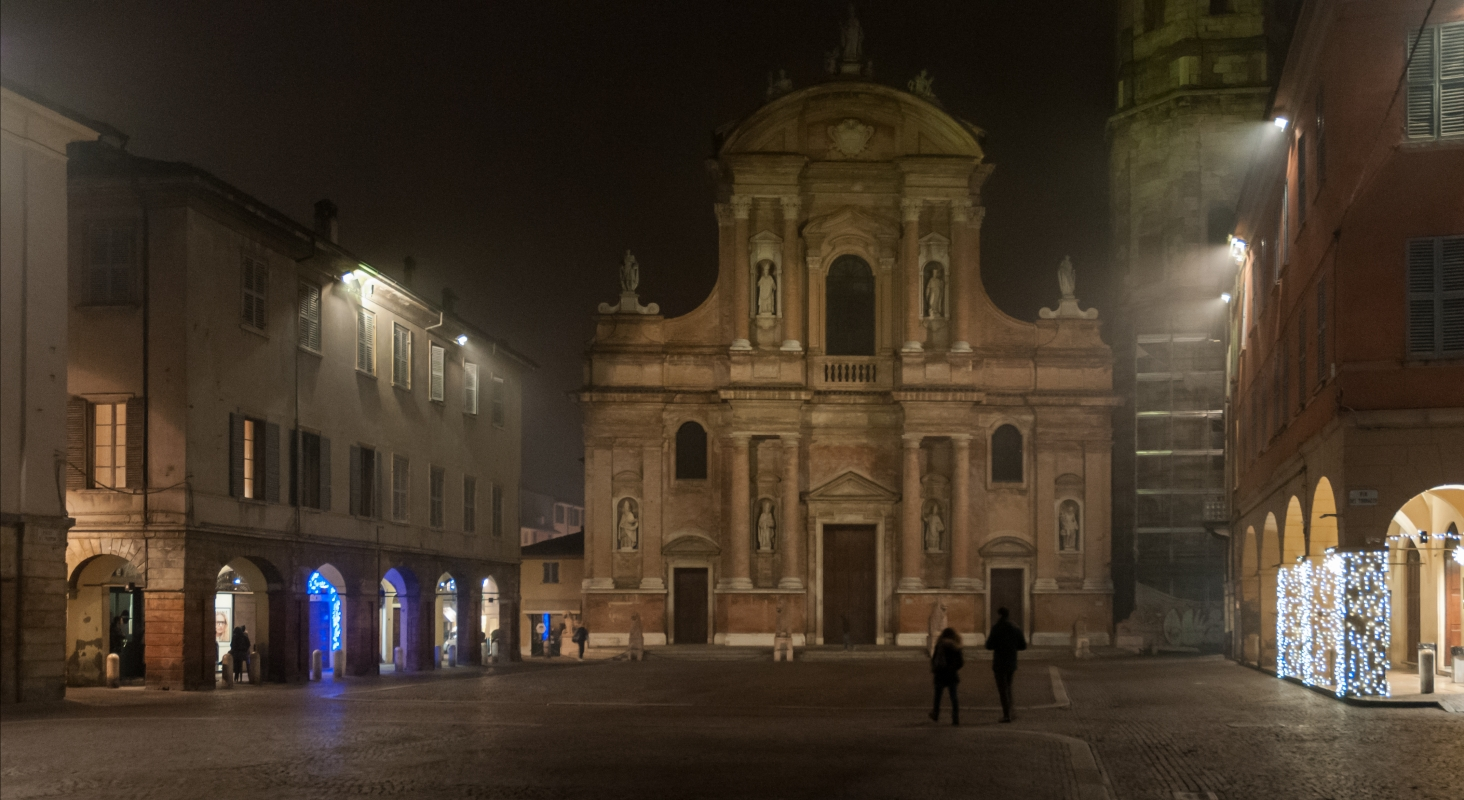 Reggio Emilia-Piazza San Prospero 02 - Lorenzo Gaudenzi - Reggio nell'Emilia (RE)