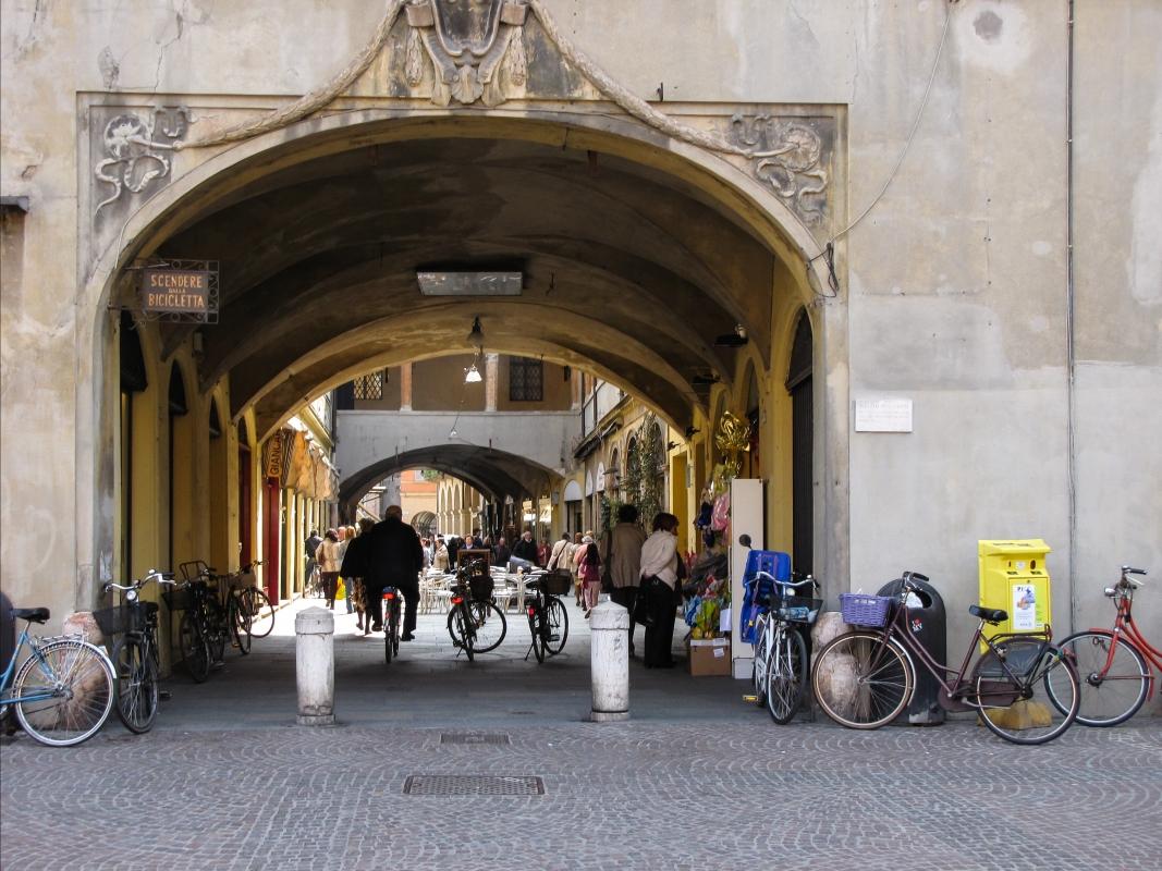 Broletto Reggio Emilia - Lorenzo Gaudenzi - Reggio nell'Emilia (RE)