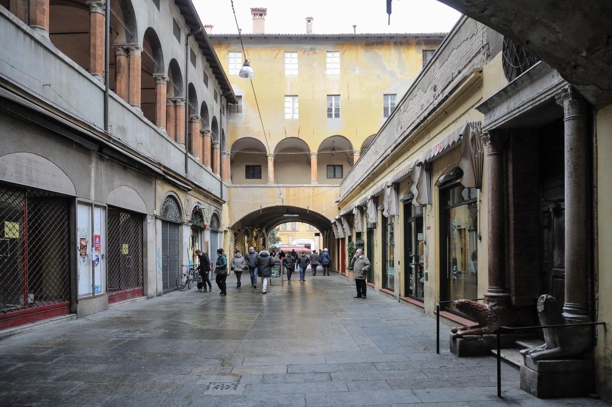 Portico Broletto Reggio Emilia - Lorenzo Gaudenzi - Reggio nell'Emilia (RE)