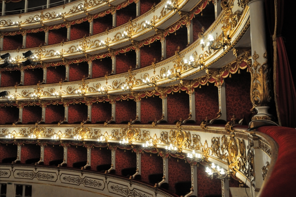 Teatro Municipale Romolo Valli 01 - Lorenzo Gaudenzi - Reggio nell'Emilia (RE)