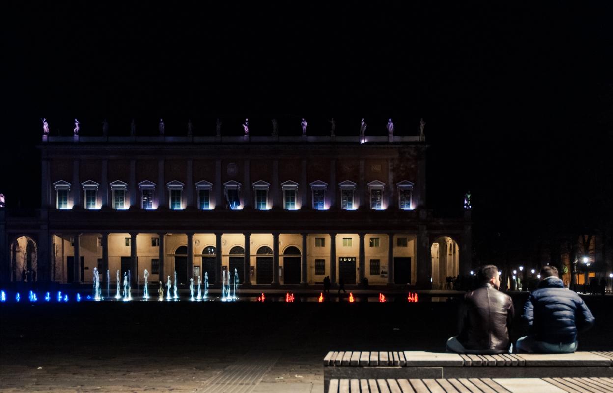 Teatro Municipale Romolo Valli 06 - Lorenzo Gaudenzi - Reggio nell'Emilia (RE)