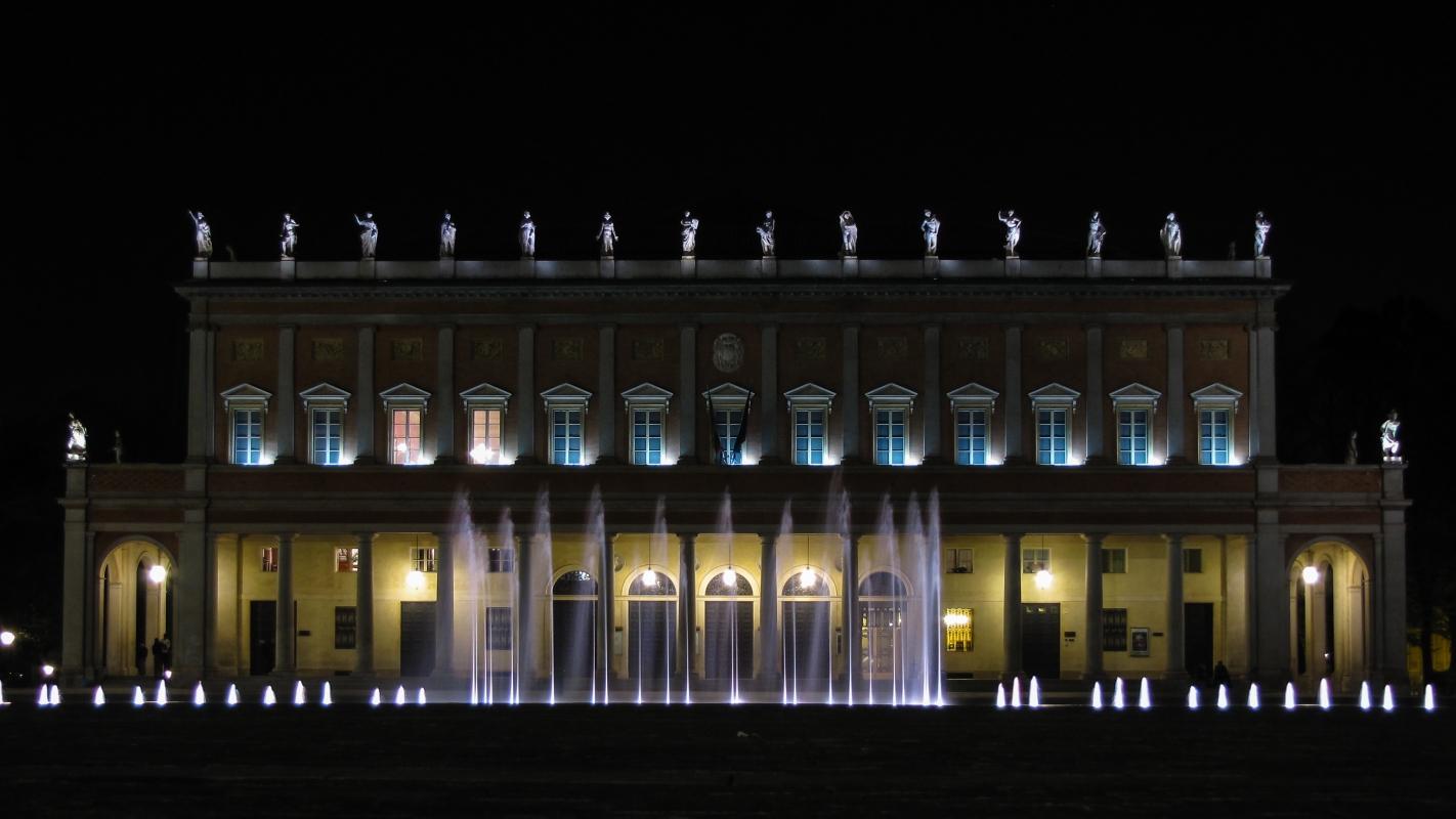 Teatro Romolo Valli Reggio Emilia - Lorenzo Gaudenzi - Reggio nell'Emilia (RE)