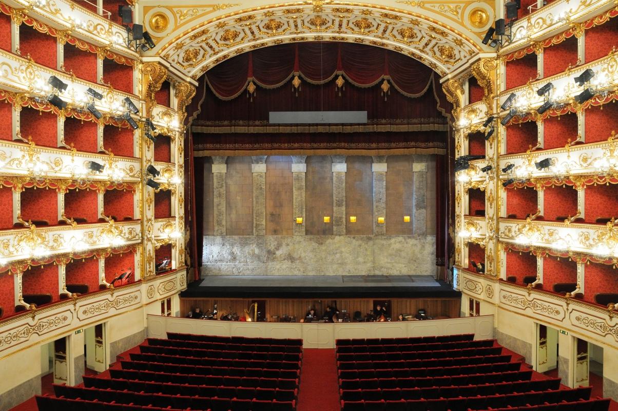 Teatro Municipale Romolo Valli 02 - Lorenzo Gaudenzi - Reggio nell'Emilia (RE)
