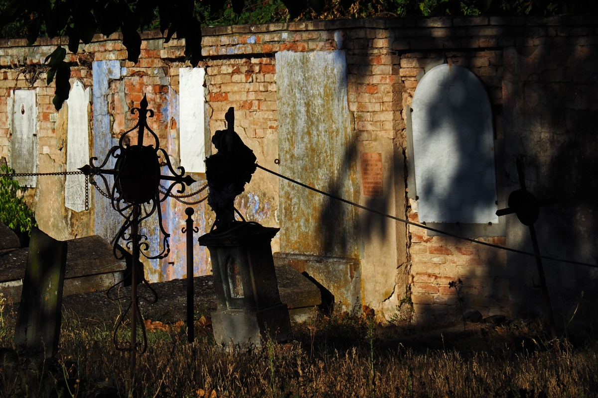 Cimitero Napoleonico Tramonto - Claudio9197 - Cavriago (RE)