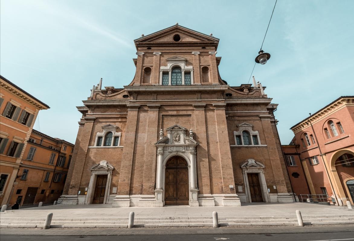 Tempio della Beata Vergine della Ghiara shot by 9thsphere - 9thsphere - Reggio nell'Emilia (RE)
