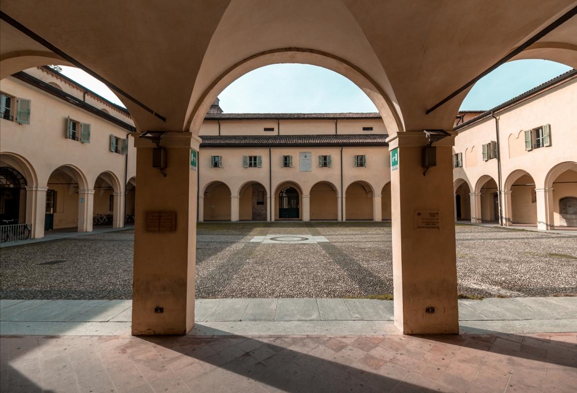 Chiostri di San Domenico shot by 9thsphere - 9thsphere - Reggio nell'Emilia (RE)