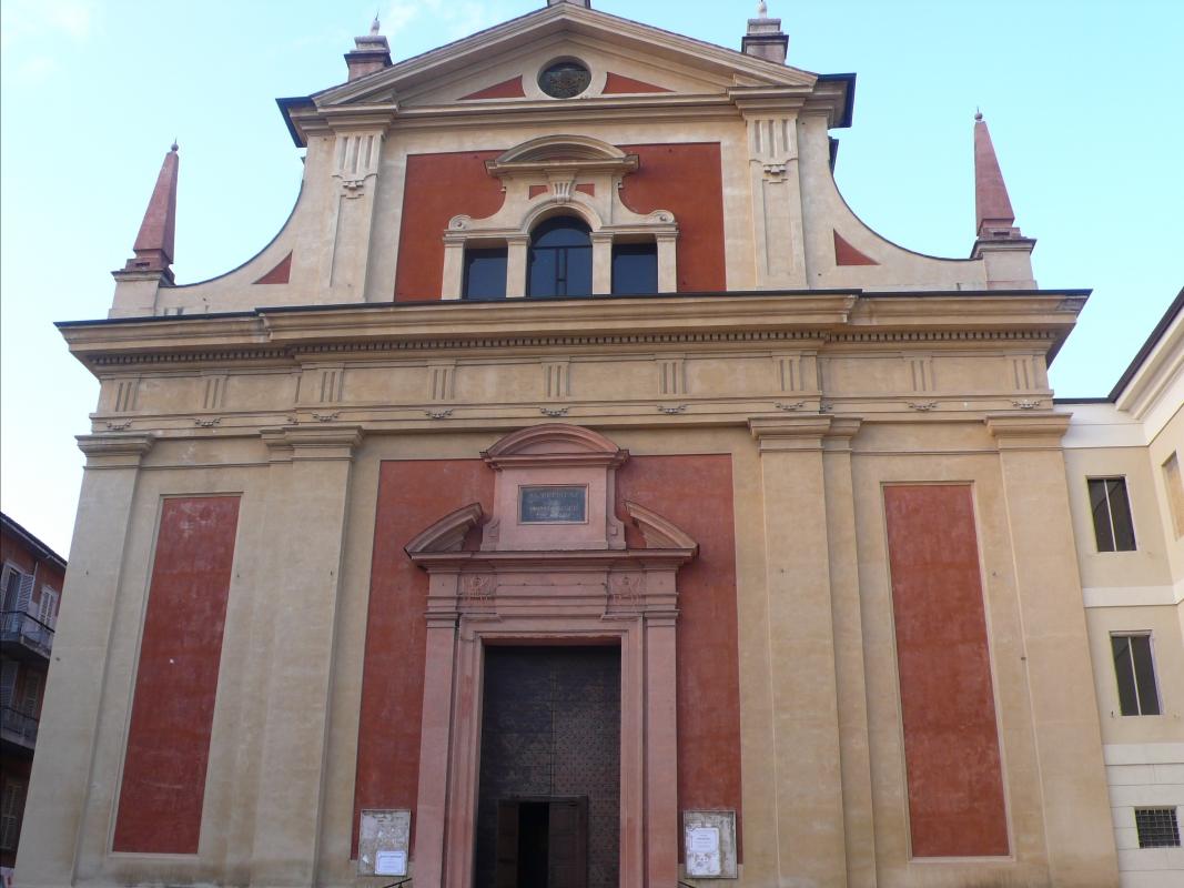 Chiesa di San Pietro - Reggio Emilia - RatMan1234 - Reggio nell'Emilia (RE)