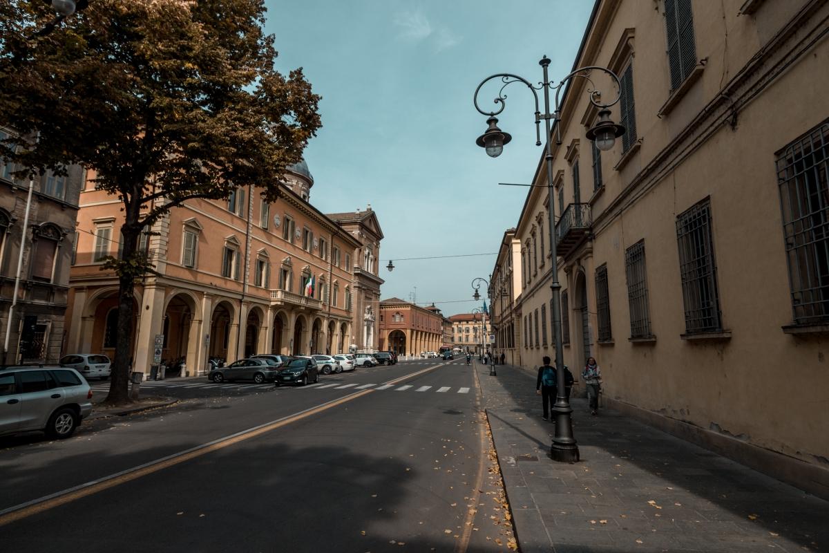 Corso Garibaldi shot by 9thsphere - 9thsphere - Reggio nell'Emilia (RE)
