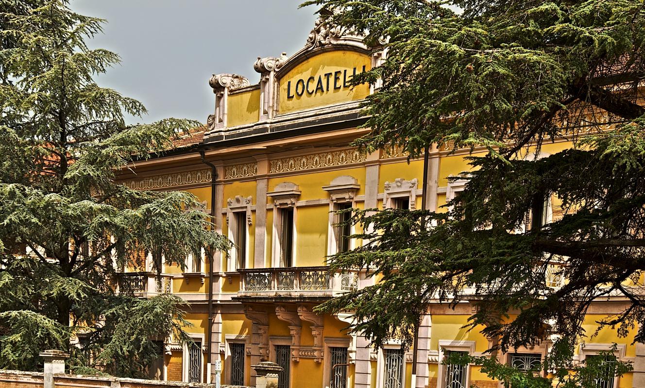 Facciata esterna dello stabilimento - Caba2011 - Reggio nell'Emilia (RE)