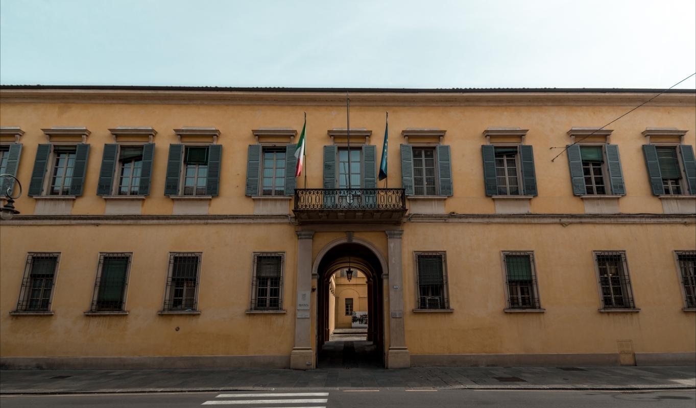 Palazzo Allende shot by 9thsphere - 9thsphere - Reggio nell'Emilia (RE)