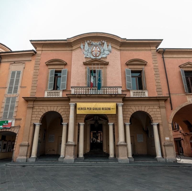 Palazzo Municipale shot by 9thsphere - 9thsphere - Reggio nell'Emilia (RE)
