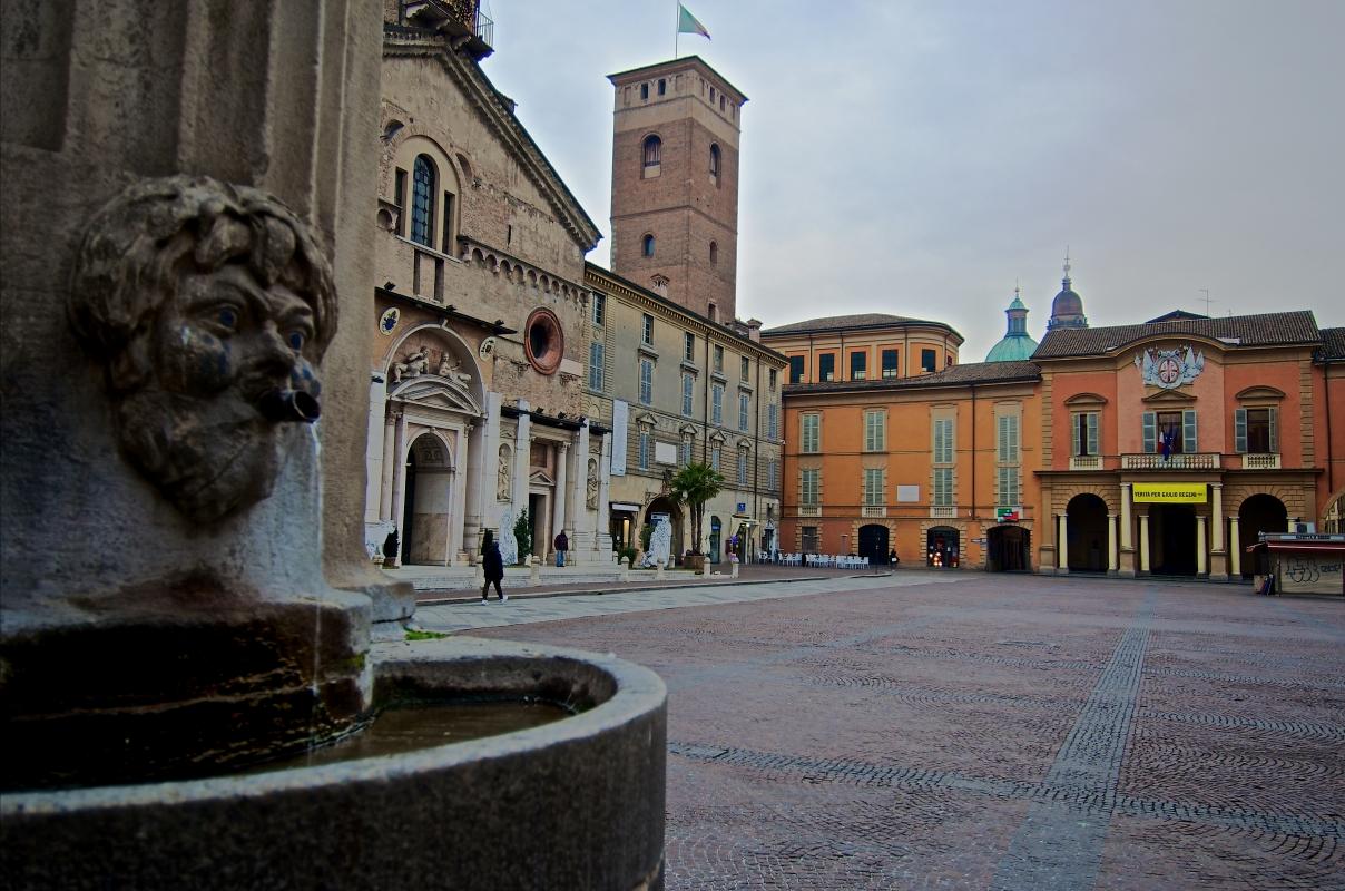 Palazzo del comunale di Reggio Emilia - Caba2011 - Reggio nell'Emilia (RE)
