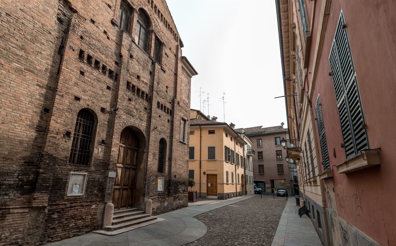 Palazzo San Giovannino shot by 9thsphere - 9thsphere - Reggio nell'Emilia (RE)