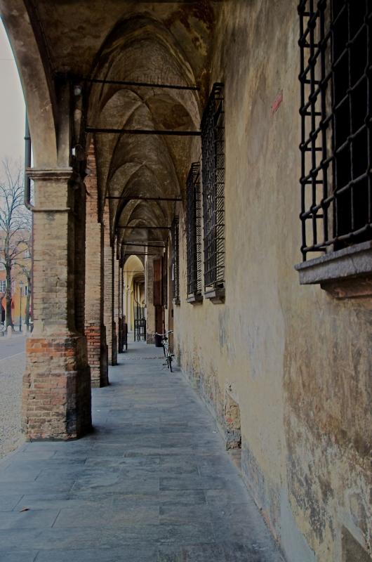 I portici di Piazza Fontanesi - Caba2011 - Reggio nell'Emilia (RE)