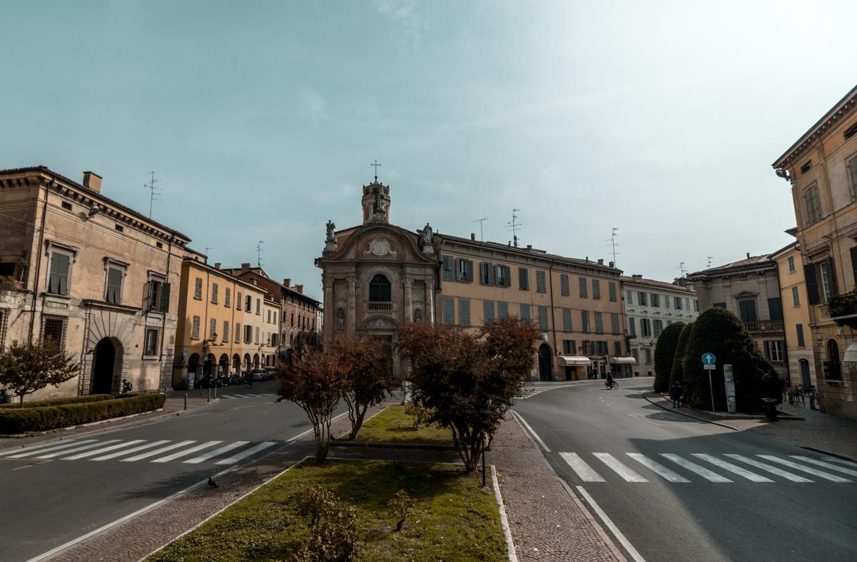 Piazza Luigi Roversi shot by 9thsphere - 9thsphere - Reggio nell'Emilia (RE)