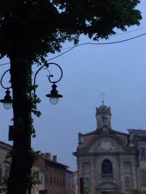 Piazza Roversi - Francesca Bertolani - Reggio nell'Emilia (RE)