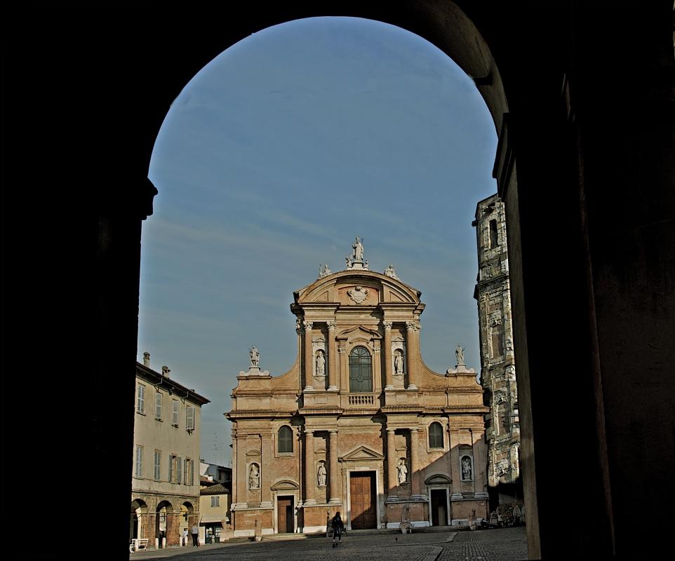 """Piazza """"Cecà"""" - Caba2011 - Reggio nell'Emilia (RE)"""