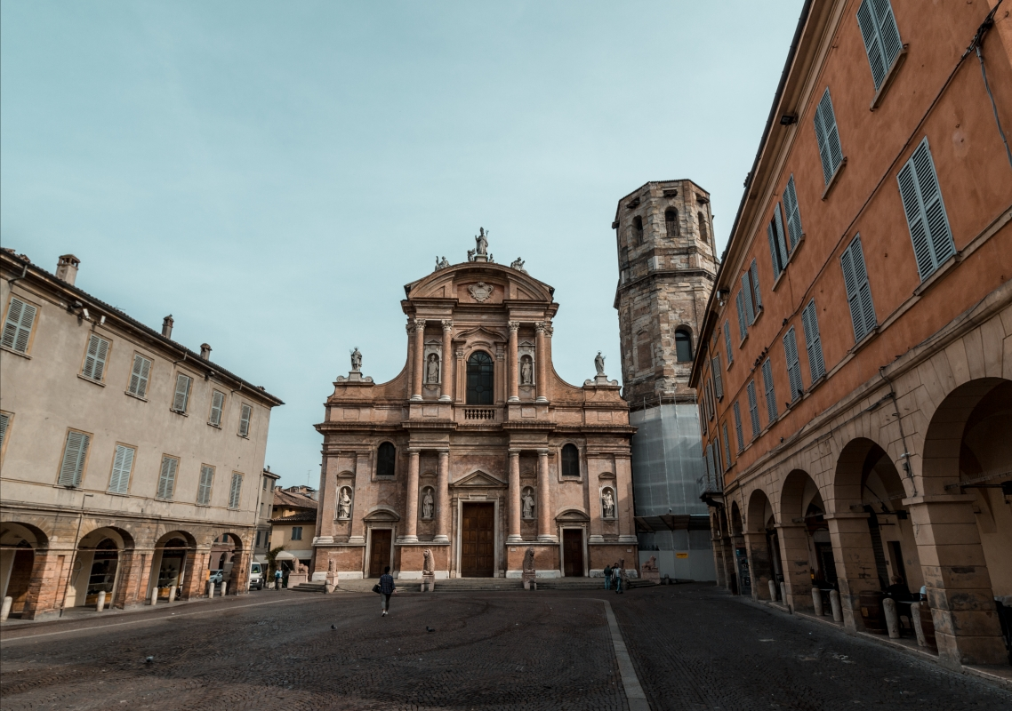 Piazza San Prospero shot by 9thsphere - 9thsphere - Reggio nell'Emilia (RE)