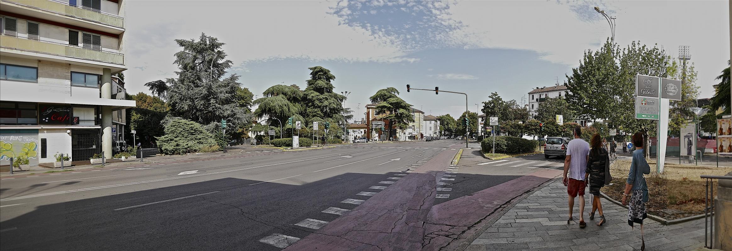 Piazza Tricolore - Caba2011 - Reggio nell'Emilia (RE)