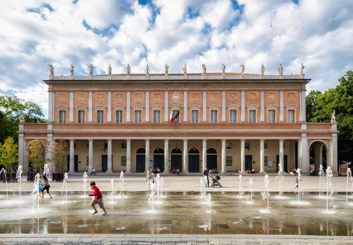 Nuvole sul Teatro - Ugeorge - Reggio nell'Emilia (RE)
