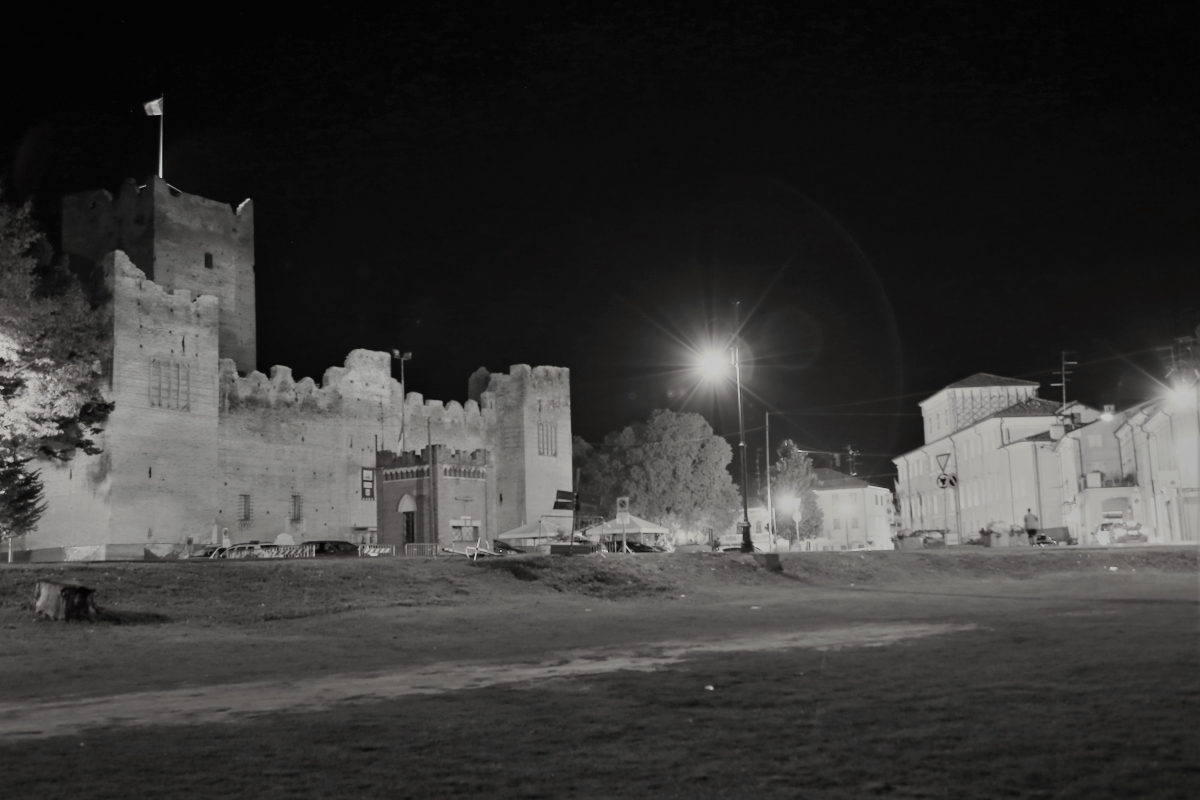 Rocca di sera - Lasagni stefano - Reggiolo (RE)
