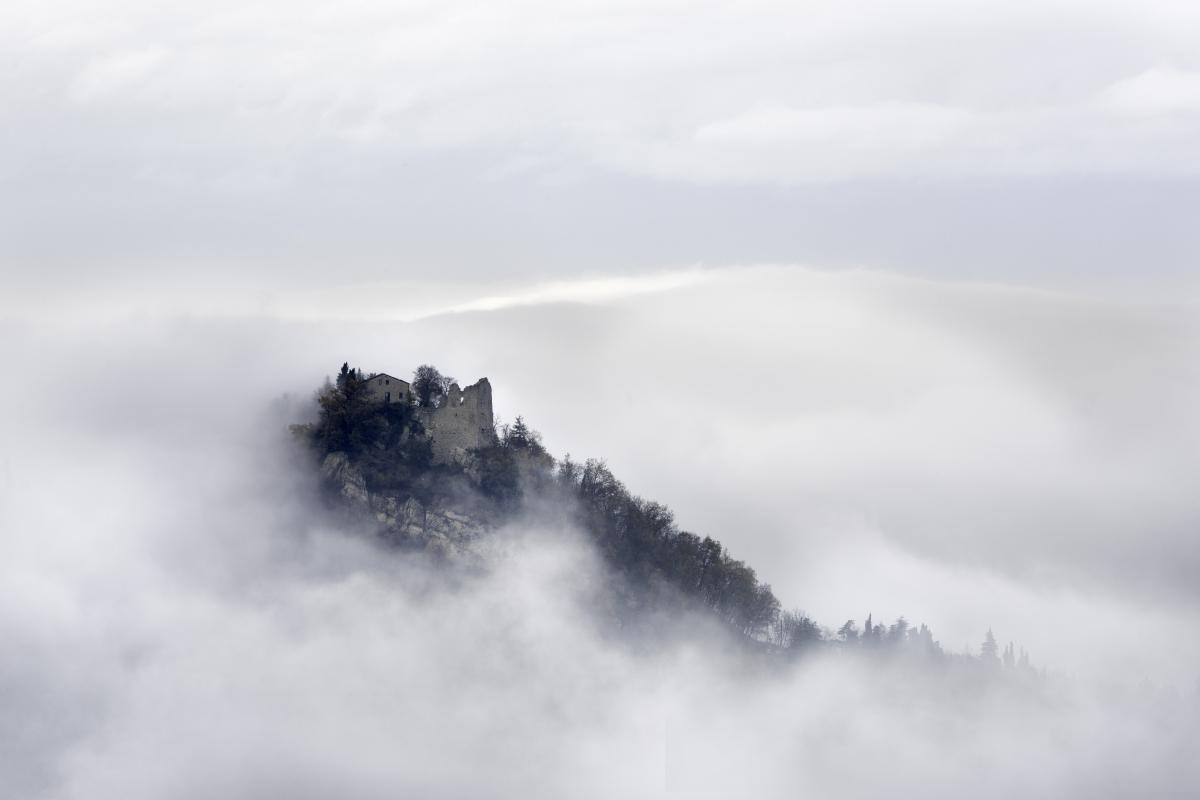 Tra le Nuvole - Marcocattani - Canossa (RE)