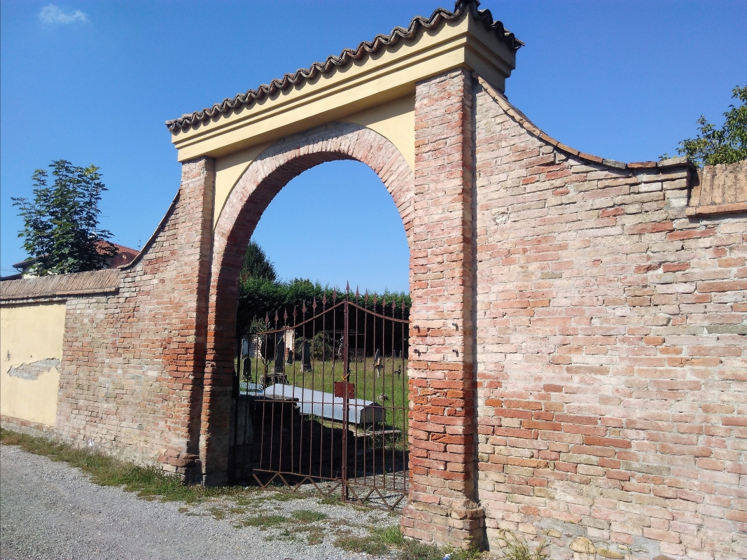 Cimitero napoleonico Cavriago 02 - Laura Simonazzi - Cavriago (RE)