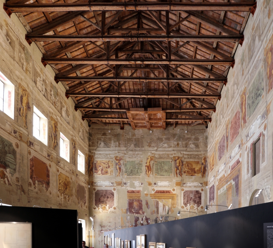Gualtieri, palazzo bentivoglio, sala dei giganti (o dei fasti), 01 - Sailko - Gualtieri (RE)