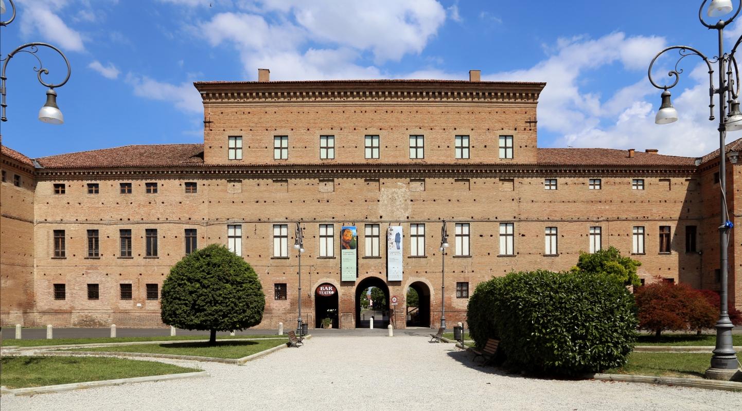 Gualtieri, palazzo bentivoglio 03 - Sailko - Gualtieri (RE)