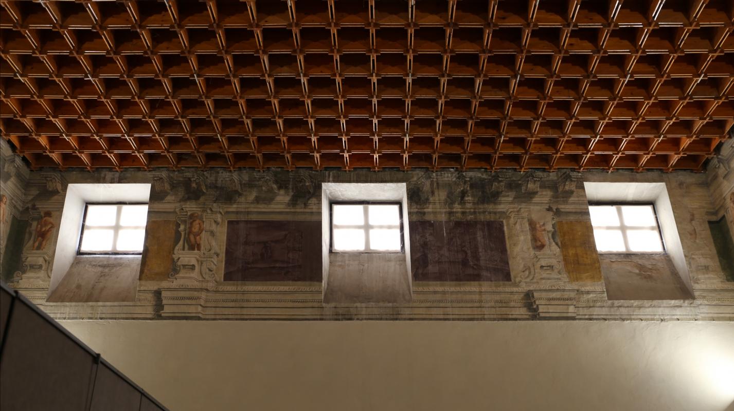 Gualtieri, palazzo bentivoglio, sala di enea, inizio del xvii secolo 04 - Sailko - Gualtieri (RE)