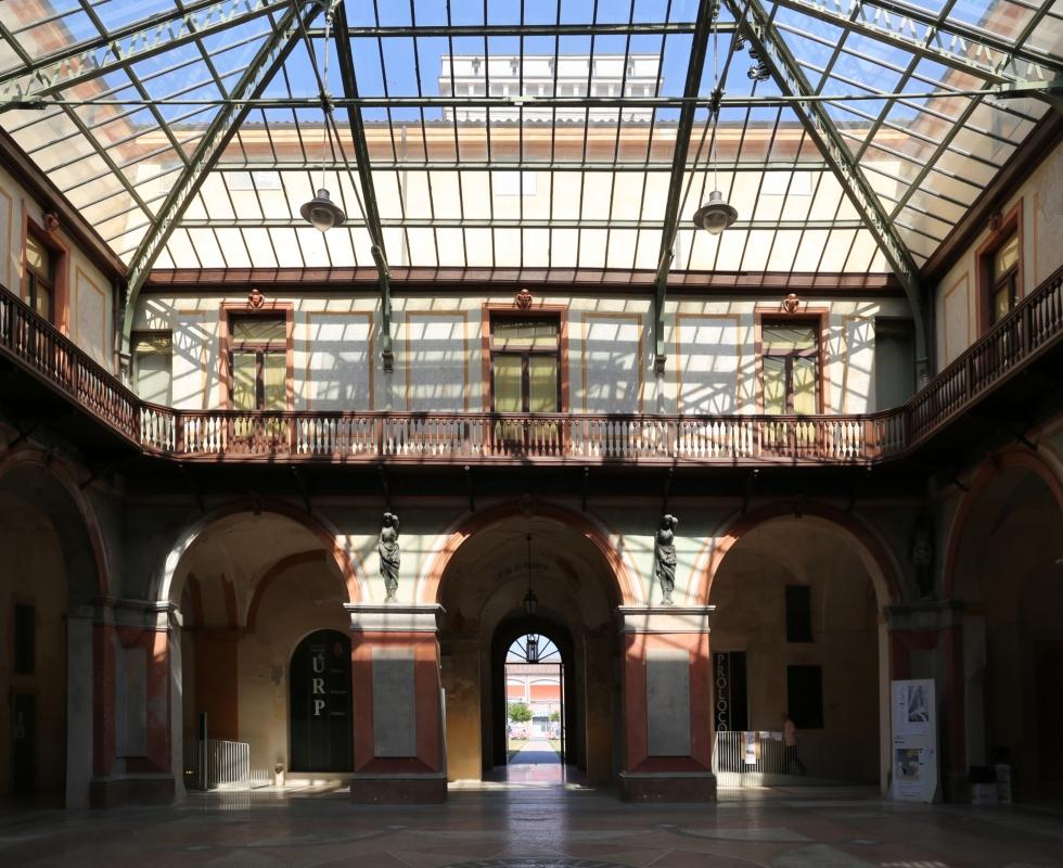 Guastalla, palazzo ducale, cortile 01 - Sailko - Guastalla (RE)