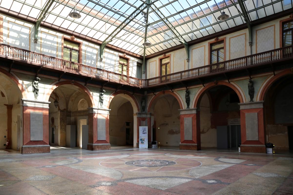 Guastalla, palazzo ducale, cortile 03 - Sailko - Guastalla (RE)