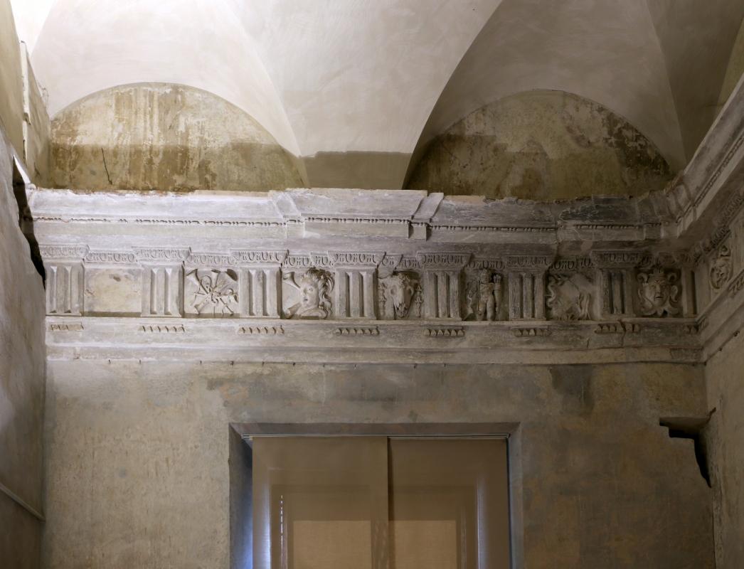 Guastalla, palazzo ducale, interno, 2 fregio - Sailko - Guastalla (RE)