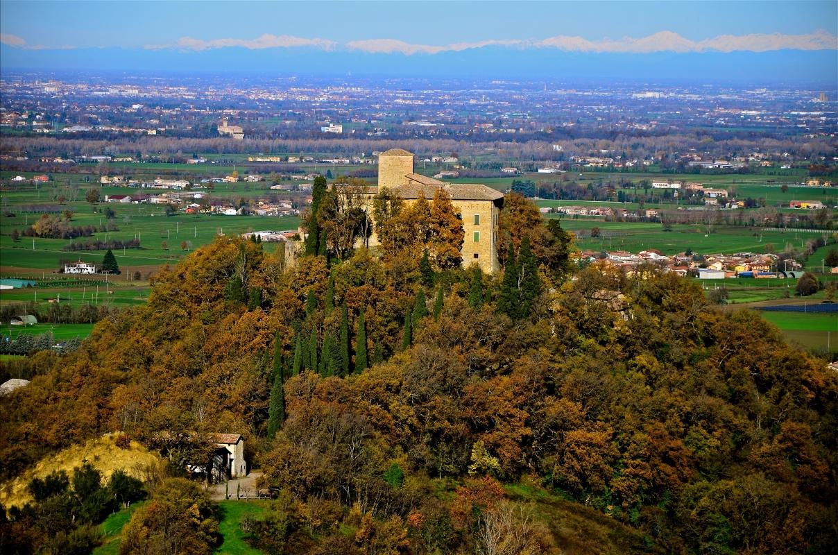 Autunno al Castello di Bianello - Caba2011 - Quattro Castella (RE)